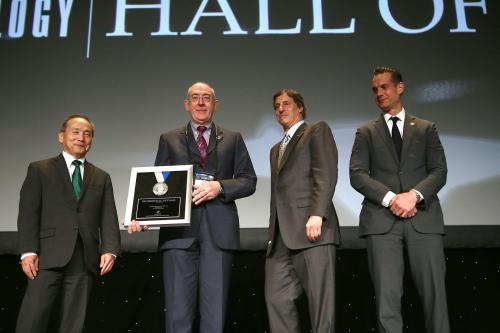 Hall of Fame of Space Technology